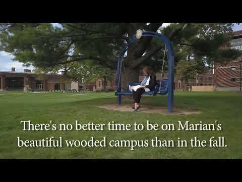 Marian University Campus Visit