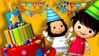 Birthday Baby - Happy Birthday Song | Songs For Kids And Childrens | Birthday Party
