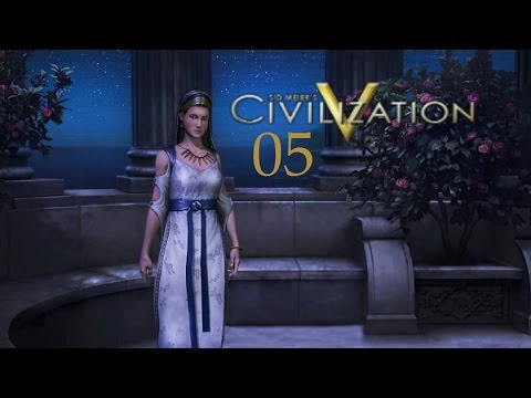 Sid Meier's Civilization V - Episode 5 Don't forget A Title |