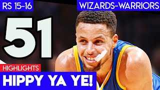 "Steph Curry ""MA LA SMETTI??"" 51 Punti vs Wizards (Mamoli-Tranquillo)"