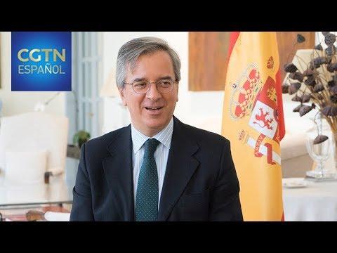 Entrevista al Embajador de España en China