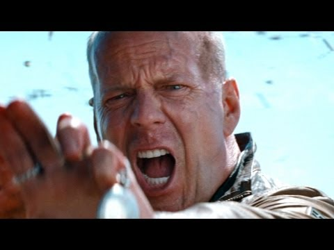 LOOPER Trailer 2012 Bruce Willis Movie - Official [HD]