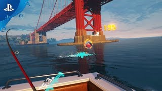 Fishing Master - Gameplay Trailer | PS VR