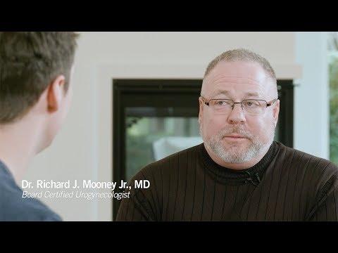 Dr  Richard J  Mooney Jr , – Board Certified Urogynecologist –  Urogynecology Awareness