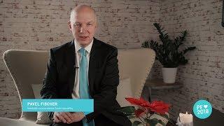Novoroční projev Pavla Fischera
