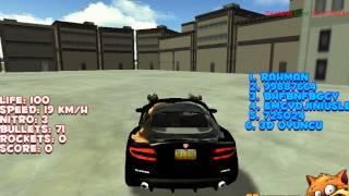3D Online Araba - 3D Oyuncu