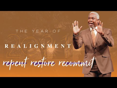 NYE 2020 - The Year of Realignment | Bishop Dale C. Bronner | Word of Faith Family Worship Cathedral