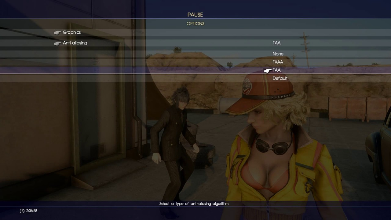 Final Fantasy XV's PC port is straight up impressive