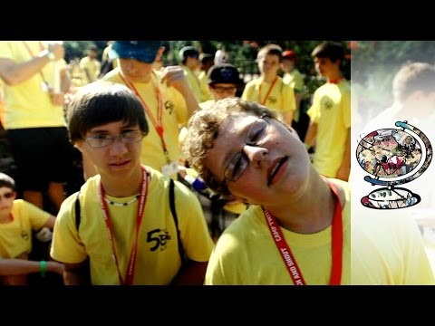 Summer Camp With A Difference: Everyone Has Tourette's