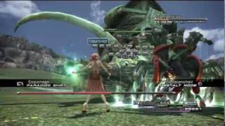 Final Fantasy XIII Tips and Tricks #1 - Farming for Trapezohedron with Stage 9 Crystarium