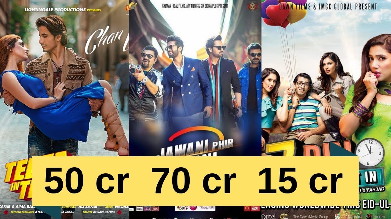 foto de Top 6 Highest Grossing Pakistani Movies 2018 Complate