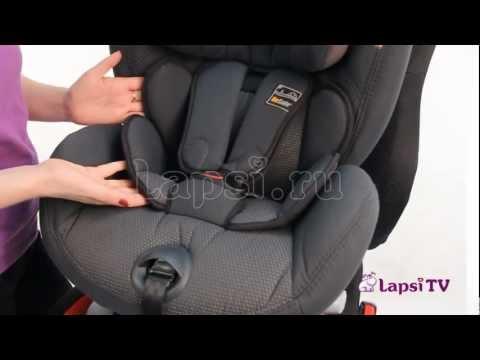 Автокресло 1 BeSafe Izi Comfort X3 (Би Сейф Изи Комфорт Икс 3)