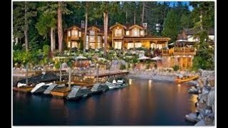 Bill Gates' Mega House - $154 Million