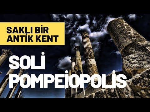 Saklı Kent Soli Pompeiopolis (Belgesel)