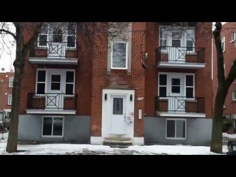 Apartments for rent montreal