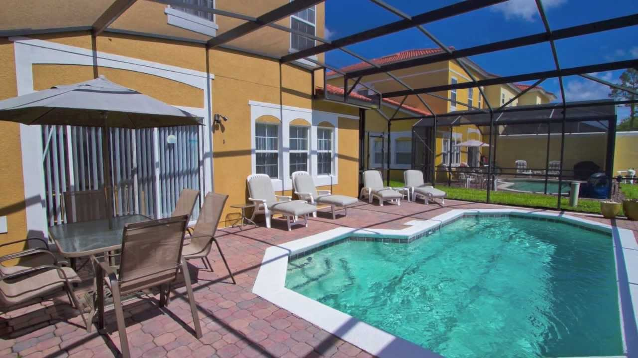 Terra Verde Resort 4 Bed Florida Vacation Townhouse 728 Vr360homes Co Uk Youtube