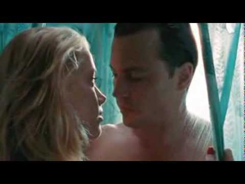 "Johnny Depp - Love scene in ""The Rum Diary"" - HD"