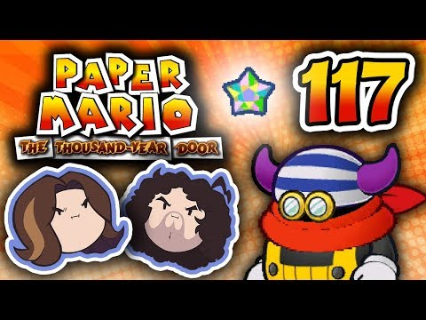 Paper Mario TTYD: The Final Crystal Star? - PART 117 - Game Grumps