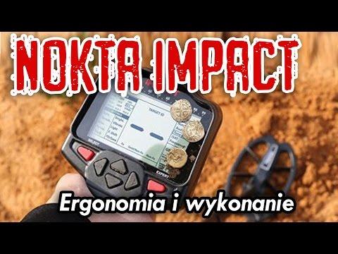 NOKTA Impact Ergonomia i wykonanie (Subtitles)