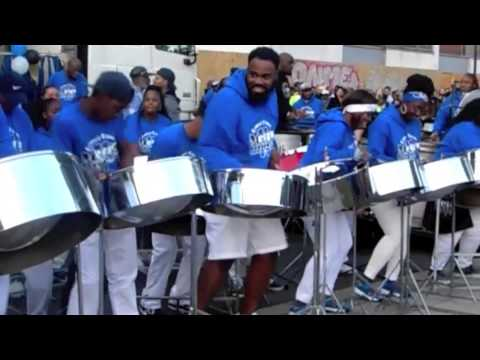London National Panorama Steelband Competition 2014 – Metronomes Steel Orchestra