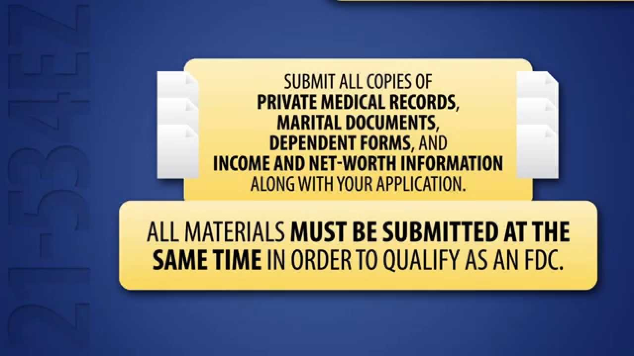Overview of VA Form 21-534EZ: Part 2 - YouTube