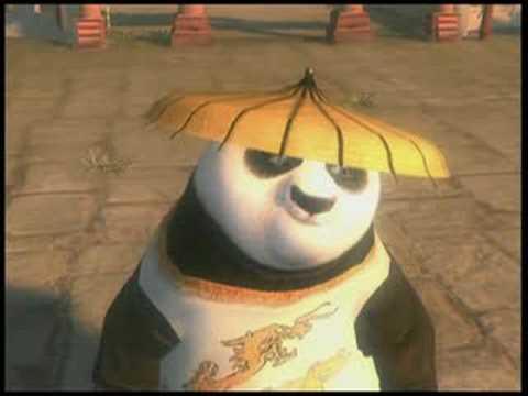 kung fu panda walktrough level 1 (part 1)