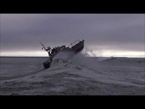 Coast Guard: Cape Disappointment: Riding the Waves