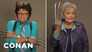 Wolverine Auditions - CONAN on TBS