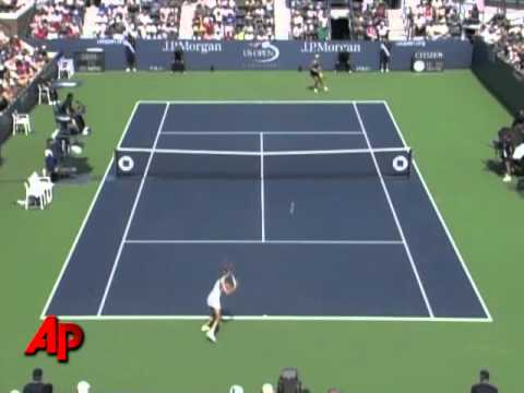 Player Collapses at U.S. Open
