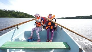 видео Отдых с детьми в Карелии. Варианты отдыха в Карелии с детьми