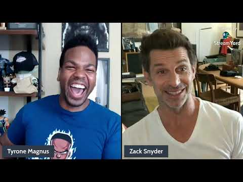 Zack Snyder Interview - Army of the Dead, Justice League, Star Wars, Marvel + MORE!