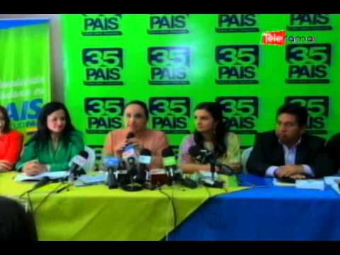 Alianza País aprobó 12 artículos para enmienda constitucional