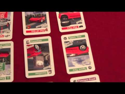 Mille Bornes Review - with the Game Boy Geek