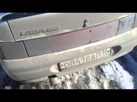 крышка багажника 2110
