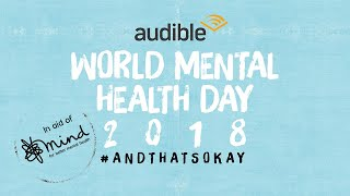 World Mental Health Day 2018 | Audible Sessions