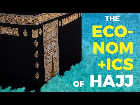 How much MONEY does SAUDI ARABIA make from HAJJ? - KJ VIDS