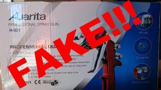 Video Fake DeVilbiss & SATAjet Spray Guns download MP3, 3GP, MP4, WEBM, AVI, FLV Juni 2018