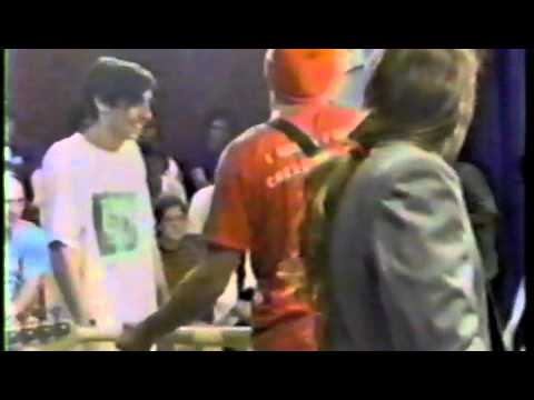 Foss on Let's Get Real TV show - El Paso, TX- 1994 Pt 3 - The Song