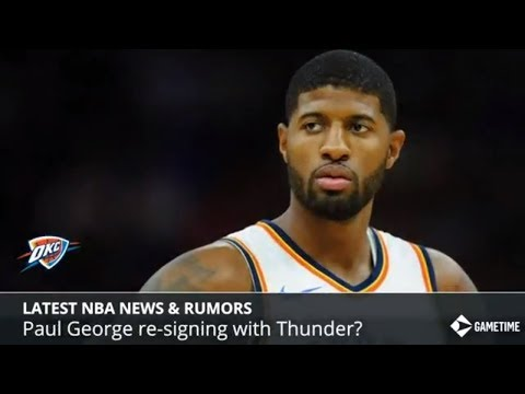 NBA News & Rumors: Chris Paul Out For Game 6, Paul George Staying With OKC, Tom Izzo To Coach In NBA