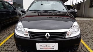 Renault Symbol 2013 Videos