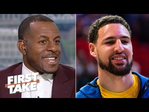 Klay Thompson could return in February for another title run - Andre Iguodala | First Take