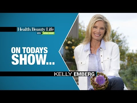 In the Kitchen w/ Supermodel Kelly Emberg, New Hair Restoration Techniques w/ Dr. Richard Chaffoo
