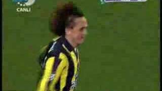 Fenerbahçe 3-3 Az Alkmaar