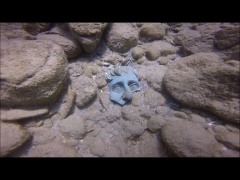 Israel divers find ancient marine cargo in Mediterranean