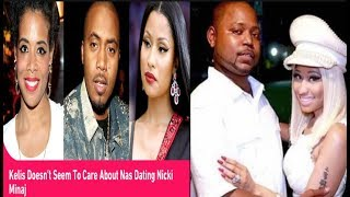 Nas & Nicki Make it Official, KELIS throws SHADE+Jelani wants the case against him THROWN OUT!