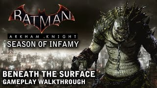 Batman - Arkham Knight - Season of Infamy: Beneath the Surface (PS4)