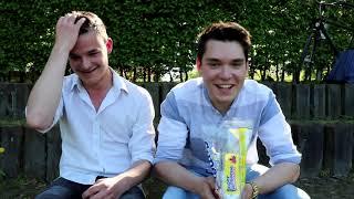 Leben mit Tourette  | Zwei dumme ein Gedanke mit EinfachPeter und Shpendiboy