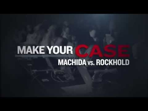 Fight Night New Jersey: Make Your Case - Machida Vs. Rockhold