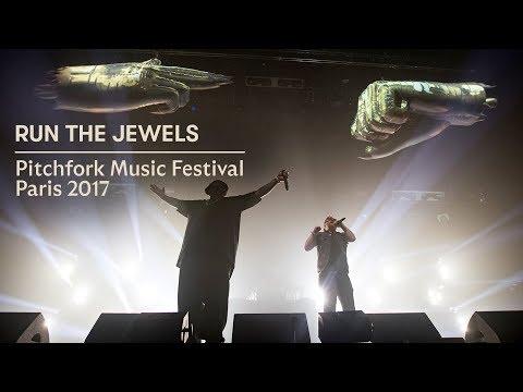 Run The Jewels   Pitchfork Music Festival Paris 2017   Full Set
