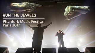 Run The Jewels | Pitchfork Music Festival Paris 2017 | Full Set